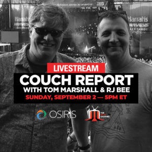 Couch Report with Tom Marshall and RJ Bee